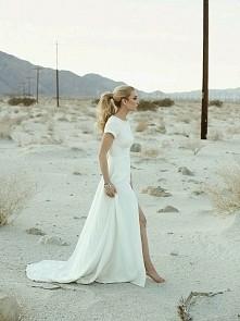 prostota w każdym calu - suknia ślubna ❤