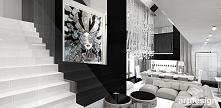 nowoczesne wnętrze domu | A...