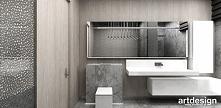 elegancka łazienka | ACCELERATED ARCHITECTURE