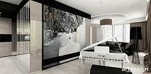 luksusowy salon z fortepianem | ANGEL WINGS W projekcie wykorzystano obraz au...