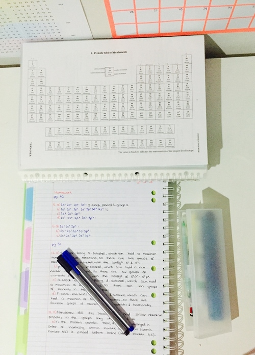 Chemistry ;) ☼ ↑↑↑