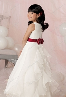 Organza Satin Dress By Jord...