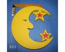 Księżyc (Dekoracje Dziecinn...