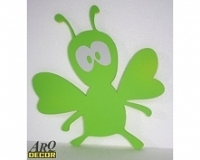 Pszczółka - Dekoracja Pokoj...