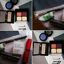 Moje ostatnie zakupy, część z MintiShop.pl a reszta to upolowane promocje w N...
