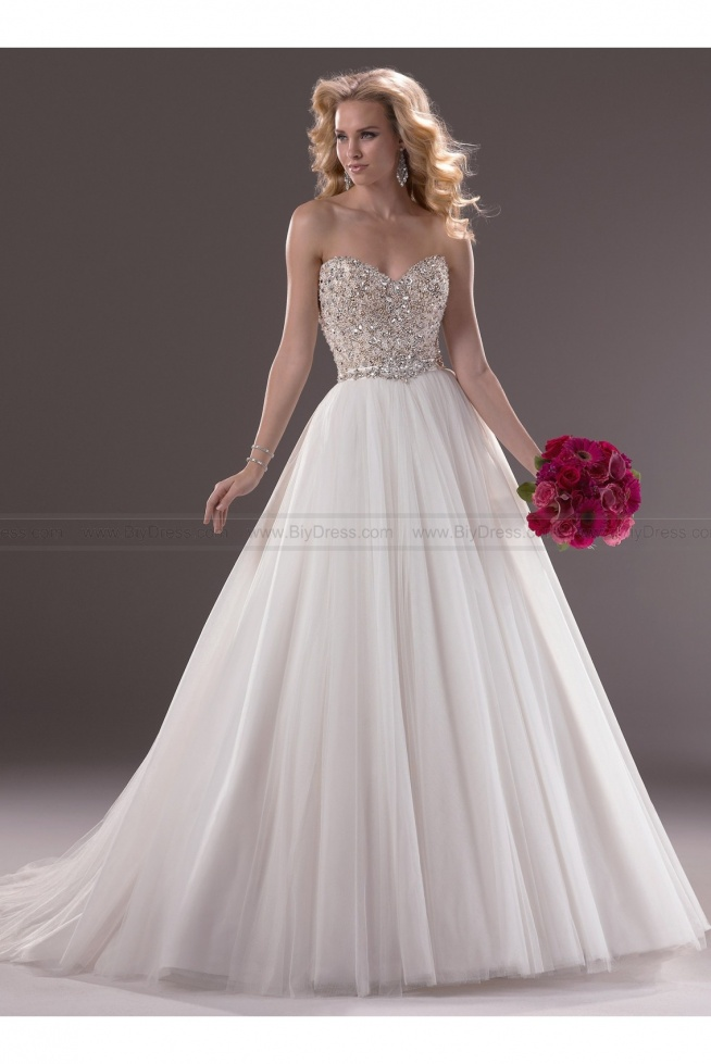 discount 36% off Maggie Sottero Wedding Dresses - Style Esme at low prices