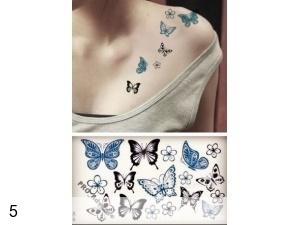 Zmywalny Tatuaż Na Uroda Zszywkapl