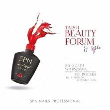 Widzimy się w weekend na targach Beauty Forum & SPA?