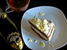 Ciasto bananowo-czekoladowe...
