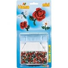 Witajcie we wtorek:)  Zestaw Hama 5506 - Mały Mlister Kwiaty to aż 2000 koral...