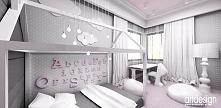 ciekawy pomysł na łóżeczko ...