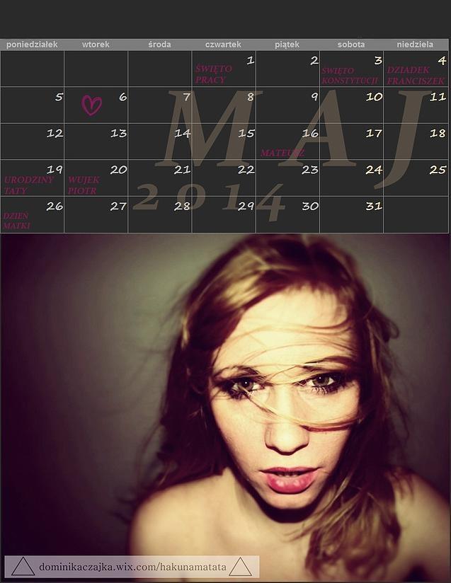 Prezent na dzień chłopaka :) Kalendarz zrobiony ze swoich/ wspólnych zdjęć z ważnymi datami i śmiesznymi świętami. Wydrukowany w formacie A3.  Więcej na stronie podanej na zdjęciu.
