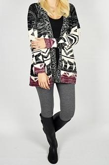 Sweter Aztec :)