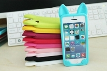 Etui na iPhone - Uszy Kotka