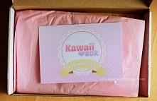 Całkiem niedawno dostałam przecudowny KawaiiBox! KawaiiBox jest pudełkiem, w ...
