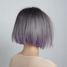 ••purple & grey