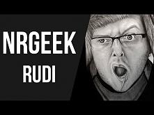 NRGeek Rudi Rysunek Portret Więcej moich prac na: Youtube.com-NoemiSparkle