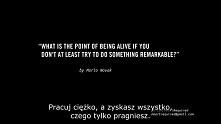 """Screen z filmu """"Ograniczenia nie istnieją"""" E. Thomasa"""