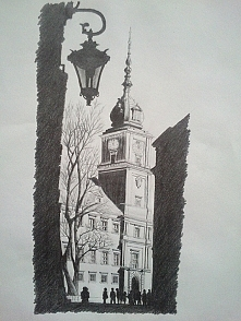 Warszawka :) rysuję też i t...