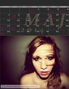Prezent na dzień chłopaka :) Kalendarz zrobiony ze swoich/ wspólnych zdjęć z ...