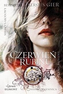 Czerwień Rubinu Kerstin Gier