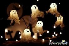 duszki na halloween