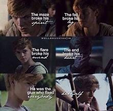 He was the Glue who fixed everbody but himself...  płaczę :'(