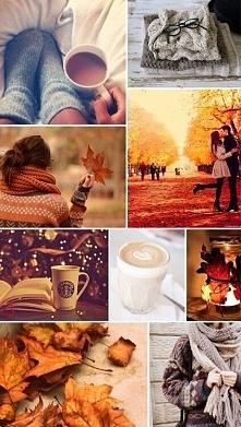 Jesienny kolaż :)