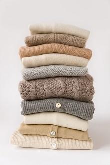 Wyciągnęłyście już z szafy jesienne sweterki? :)