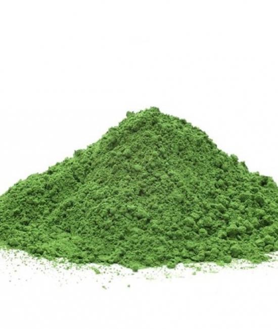 Chlorella to nic innego jak naturalna alga morska, wykorzystywana od setek lat w Chinach i Japonii.  Chlorella pochłania z organizmu toksyczne substancje i bakterie chorobotwórcze.