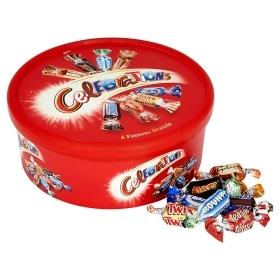 Cukierki, czekoladki Celebrations, Mars