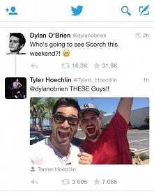 miło, że Tyler wspiera kolegę :)