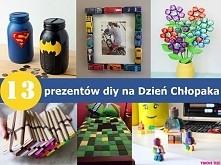 13 prezentów diy na Dzień Chłopaka / 13 gifts diy Day Boyfriend - twojediy.pl