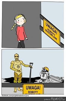Roboty budowlane:D