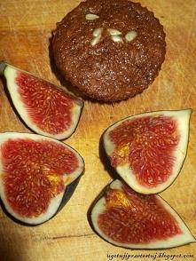 Babeczki ze świeżymi figami i cynamonem <3