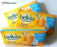 Ciastka Belvita Śniadanie, ...