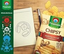 Chipsy o smaku wędzony bocz...