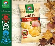 Chipsy o smaku szynka wiejs...