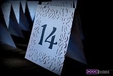 Numery stołów weselnych - r...