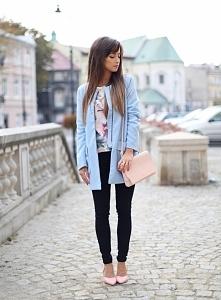 błękitny płaszczyk <3