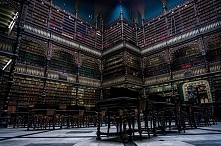 Biblioteca Real Gabinete Po...