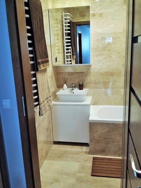 Urządzenie Małej łazienki W Bloku Jest Nie Lada Wyzwaniem