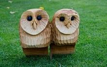 Rzeźba wykonana z drewna li...