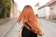 Włosy rude OTIANNA