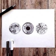 Artystyczna umiejętność przelania piękna na papierze.