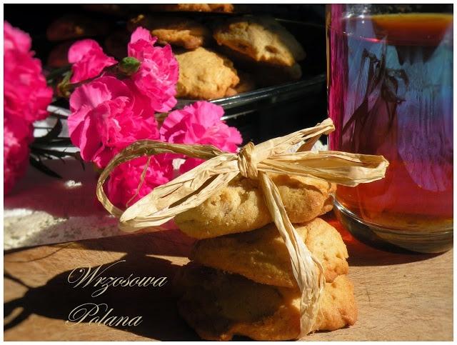 Ciasteczka imbirowe idealne na chłodne wieczory ;)przepis po kliknięciu w zdjęcie ;)