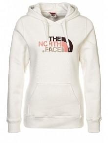 -30% Drew Peak - Bluza Z Kapturem The North Face - Vintage White