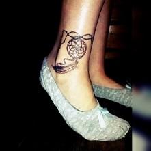 mój kolejny nabytek :-) tatuowanie siebie wymaga lekkiej gimnastyki :-P