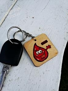 Breloczek do kluczy z grupą...