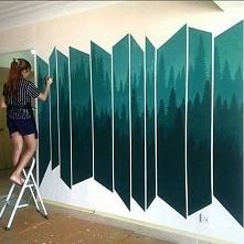pomysł na ścianę